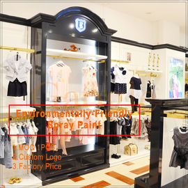중국 clothing store display design/clothing display racks 공장