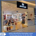 Lovely Kids Clothes Shops - Manufactory Baby Kids Shop display furnitures with led  lights 협력 업체