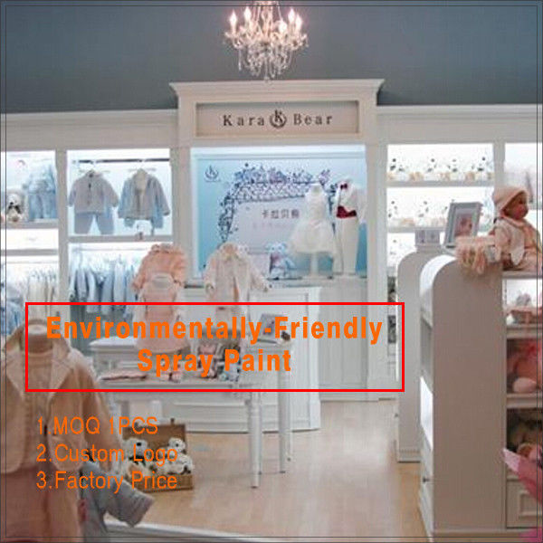 hot sell fashion baby clothes store interior design for clothing display 협력 업체